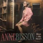【線上試聽】安碧森:我心之鑰 ( 180 克 45 轉 2LPs )<br>Anne Bisson: Keys to My Heart One-Step Hand-Numbered Limited Edition 180g 45rpm 2LP