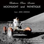 【線上試聽】貝多芬鋼琴奏鳴曲:《悲愴》與《月光》  ( 進口版 CD )<br>Beethoven Piano Sonatas: Pathétique Sonata No.8 OP 13 & Moonlight Sonata<br>No.14 OP 27 No.2<br>鋼琴:約翰・李納翰 John Lenehan