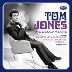 湯姆.瓊斯-迪卡年代精選 ( 進口版 CD )<br>Tom Jones – The Decca Years