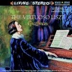 蓋瑞.葛拉夫曼-琴聖李斯特  ( 200 克 LP )<br>Gary Graffman/ The Virtuoso Liszt