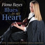 【線上試聽】費歐娜.博耶斯-鬱藍我心<br>Blues in My Heart<br>Fiona Boyes - Blues in My Heart<br>FR740