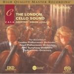 倫敦40把大提琴之聲  ( 雙層 SACD )<br>指揮:傑佛瑞.賽門<br>The London Cello Sound<br>GEOFEREY SIMON Conductor