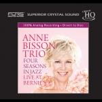 【線上試聽】安.碧森-四季爵士 ( 限量版 UHQCD )<br>Anne Bisson Trio Four Seasons in Jazz