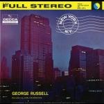 喬治.羅素/紐約,紐約(180 克 LP)<br>George Russell/ New York, N.Y