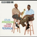 路易.阿姆斯壯與奧斯卡.彼得生合演輯(180 克 LP)<br>Louis Armstrong and Oscar Peterson/ Louis Armstrong<br>Meets Oscar Peterson