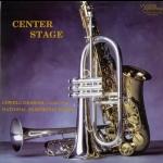 管樂演奏音樂劇選粹  ( 200 克 45 轉 2LPs )<br>洛威爾・葛拉漢 指揮 美國國家交響管樂團<br>Lowell Graham & National Symphonic Winds - Center Stage<br>Wilson Audio