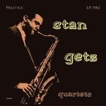 史坦.蓋茲-史坦.蓋茲四重奏作品  ( LP )<br>Stan Getz - Stan Getz Quartets