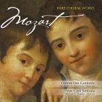 「榮耀之神」合唱團-莫札特:罕見的合唱作品集 ( 美國版 2CDs )<br>Gloriae Dei Cantores Mozart: Rare Choral Works