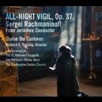 晚禱(作品 37 號)-拉赫曼尼諾夫(雙層 SACD)<br>All-Night Vigil, Op. 37 ( Rachmaninoff )