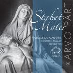 阿爾沃.帕爾特-聖母悼歌:合唱作品集(雙層 SACD)<br>Stabat Mater: Choral Works by Arvo Pärt – SACD