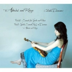 法朗克、佛瑞-夢之後:小提琴奏鳴曲  (CD)<br>Franck, Faure - Apres Un Reve: Violin Sonata<br>小提琴:枝並千花   鋼琴:長尾洋史