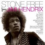 【點數商品】心無罣礙──向吉米.罕醉克斯致敬專輯 ( 2LP, 透明膠和黑膠 ) <br> Stone Free: A Tribute To Jimi Hendrix 2LP (Clear & Black Vinyl)