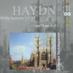 海頓:弦樂四重奏 第13輯/ 萊比錫弦樂四重奏<br> 弦樂四重奏作品第74<br>Haydn: String Quartets Volume 13 op. 74<br> Leipziger Streichquartett (string quartet)