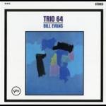 比爾.伊凡斯 - '64年三重奏演出紀念(180 克 LP)<br>Bill Evans - Trio 64