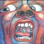 深紅血腥之王的宮殿 ( 200 克 LP )<br>King Crimson - In The Court Of The Crimson King