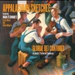 阿帕拉契速寫-榮耀之神合唱團  ( 美國版 CD )<br>Appalachian Sketches  (By Gloriae Dei Cantores Schola)