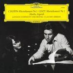 蕭邦&李斯特:第一號鋼琴協奏曲 ( 180克LP )<br> 阿格麗希 / 鋼琴,阿巴多 指揮 倫敦交響樂團<br>Chopin & Liszt: Concertos for Piano and Orchestra<br>Martha Argerich  / Claudio Abbado conducting London Symphony Orchestra