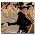 奧芬巴哈︰序曲集∕Louis Fremaux指揮伯明罕交響樂團(180克LP)<br>Offenbach O