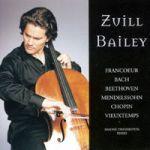 祖爾‧拜里 首張同名專輯(美國原裝進口 CD)(線上試聽)<br> Zuill Bailey Debut Recording