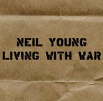 【CR 絕版名片】尼友.楊 / 戰火浮生錄 ( 200 克 LP )<br>Neil Young:Living With War