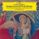 梅湘:末日四重奏  / 巴倫波英, 鋼琴&指揮 ( 180 克 LP )<BR>Messiaen: Quatuor pour la Fin du Temps