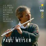 保羅.梅森:畫像 ( 5 CDs )<br>Portrait Paul Meisen-On the occasion of his 75th anniversary<br>Paul Meisen, flute