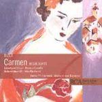 基礎歌劇入門精選:卡門<br>Bizet: Carmen - Highlights / Karajan,