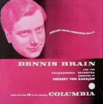 莫札特:四首法國號協奏曲(180克LP)<br>布萊恩,法國號 / 卡拉揚指揮愛樂管弦樂團<br>Mozart: Horn Concertos Nos. 1-4<br>Dennis Brain, Horn / Herbert von Karajan, Philharmonia Orchestra
