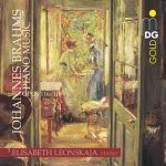 布拉姆斯:鋼琴作品集,作品116-119(雙層SACD)<br>蕾昂絲卡雅,鋼琴<br>Brahms: Piano Works op. 116 – 119<br>Elsabeth Leonskaja<BR> ( Hybrid Multichannel SACD )