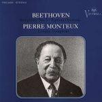貝多芬︰第五號交響曲、愛格蒙序曲 ( 180 克 LP )<br> 蒙都 指揮倫 敦交響樂團 <br>Beethoven: Symphony No. 5 , Egmont Overture<br>Pierre Monteux /  London Symphony Orchestra