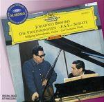 布拉姆斯:三首小提琴奏鳴曲,詼諧曲 (CD)<br>許奈德罕,小提琴 / 西曼,鋼琴<br>Brahms : 3 Violin Sonatas / Wolfgang Schneiderhan & Carl Seemann