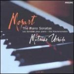 莫札特鋼琴奏鳴曲 - 內田光子 (5 CD)<br>Mozart - The Piano Sonatas / Mitsuko Uchida