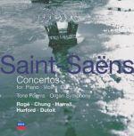杜特華 指揮 蒙特利爾交響樂團 / 聖桑:協奏曲集、音詩、第 3 號交響曲 ( 5 CD 套裝 )<br>Saint-Saens : Concertos, Tone Poems, Symphony no.3OSM·DutoitCapbox to Multipack