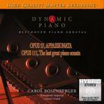 動態琴皇: 貝多芬:鋼琴奏鳴曲 op.57《熱情》、op.111 (雙層 SACD)<br>卡洛.羅森貝格-鋼琴 <br>Dynamic Piano - Carol Rosenberger <br>Beethoven: Sonata