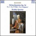 海頓:弦樂四重奏作品76第一~三號  <br>HAYDN: String Quartets Op. 76, Nos. 1- 3