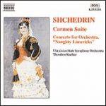 謝德林:芭蕾組曲「卡門」<br>SHCHEDRIN: Carmen Suite <br>Concerto for Orchestra