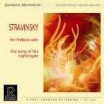 史特拉汶斯基:火鳥、夜鶯之歌(33 轉 200 克 LP)<br>大植英次 指揮 明尼蘇達管弦樂團<br>Stravinsky: Firbird / Nightingale   Eiji Oue, Conductor   Minnesota Orchestra<br>RM1502