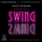 搖擺年代 SWING(45 轉 200 克 2LPs)<br>From The Age of Swing  Dick Hyman, piano<br>RM2501