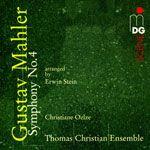 馬勒:第四號交響曲(Erwin Stein 改編室內樂版本)<br> Mahler: Symphony No.4 arranged by Erwin Stein <br>Christiane Oelze,女高音