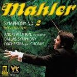 馬勒:第二號交響曲:「復活」<br>安德魯‧李頓 指揮 達拉斯交響管弦樂團<br>Mahler Symphony No. 2 Resurrection<br>Andrew Litton