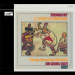 【絕版名片】史特拉汶斯基 : 春之祭  ( XRCD )<br>蕭提 指揮 芝加哥交響樂團<br>Stravinsky:Le Sacre Du Printemps<br>The Chicago Symphony Orchestra conducted by Sir Georg Solti