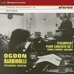 柴可夫斯基:第一號鋼琴協奏曲  (180 克 LP) <br>巴畢羅里  指揮 愛樂管弦樂團<br>奧格東/鋼琴