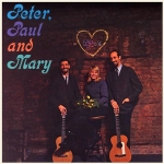 彼得,保羅與瑪麗-同名專輯(180 克 45 轉 2LPs ,限量版 )<br>PETER, PAUL AND MARY - PETER, PAUL AND MARY