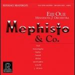 紅魔鬼 ( 200 克 45 轉 2LPs )<br>大植英次 指揮 明尼蘇達管弦樂團<br>Mephisto & Co. Minnesota Orchestra / Eiji Oue<br>RM2510