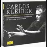 小克萊巴逝世十周年紀念套裝唱片 ( 180 克 盒裝 4LPs )<br>Carlos Kleiber – 10 Years After Complete Orchestral Recordings on Deutsche Grammophon