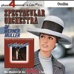 韋納. 慕勒指揮奇觀樂團-探戈情人  (進口版  CD) <br>Werner Müller / Spectacular Orchestra - Tangos For Lovers