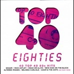 八十年代 Top 40 流行金曲精選 ( 進口版 2CD )<br>Top 40 Eighties