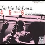 傑基. 麥克林-四, 五, 六(LP)<br>Jackie McLean - 4, 5, and 6
