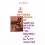喬治. 班森與傑克.麥道夫兄弟四重奏-新吉他領袖(LP)<br>George Benson & The Brother Jack McDuff Quartet - The New Boss Guitar<BR>OJC 298(PR 7310)