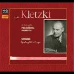 西貝流士:D大調第二號交響曲( XRCD )<br>克雷茲基 指揮 愛樂管弦樂團